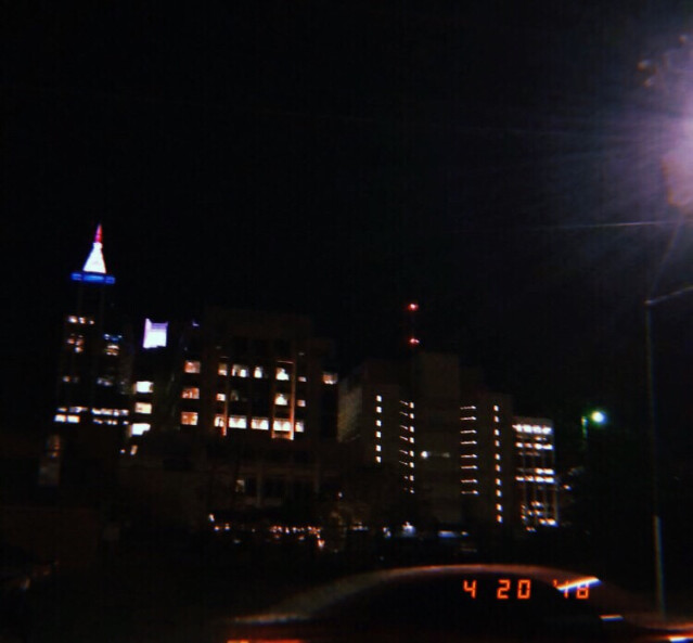 Downtown Raleigh, NC
